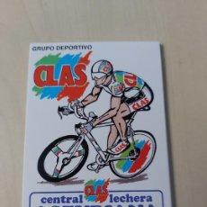 Adesivi di collezione: PEGATINA GRUPO DEPORTIVO CLAS - CENTRAL LECHERA ASTURIANA - 11 CM. Lote 220311431