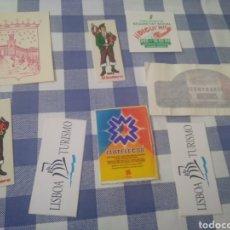 Pegatinas de colección: LOTE DE 8 PEGATINAS. Lote 197644576