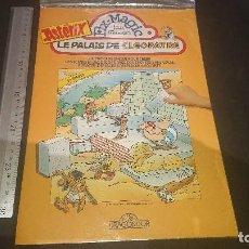 Pegatinas de colección: ALBUM DE PEGATINAS DE ASTERIX SIN ABRIR 1991 , LE PALAIS DE CLEOPATR - FIX MAGIC. , LEER DESCRIPCION. Lote 198379897