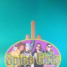 Pegatinas de colección: PEGATINAS SPICE GIRLS SUPERPOP. Lote 198464477