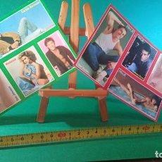 Pegatinas de colección: LOTE 8 PEGATINAS SUPER POP. Lote 198464943