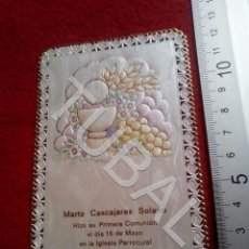 Adesivi di collezione: TUBAL PARROQUIA DE SAN FELIPE NERI SEVILLA ESTAMPA RECORDATORIO B82. Lote 202343932