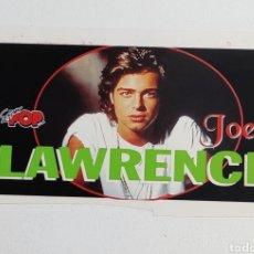 Pegatinas de colección: SUPER POP ADHESIVO JOEY LAWRENCE. Lote 203010268