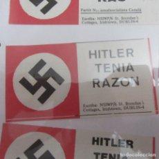 Pegatinas de colección: PEGATINA POLITICA TRANSICION. Lote 205364957