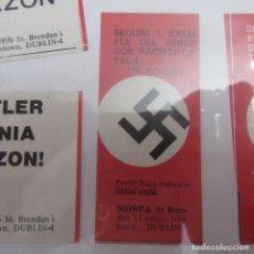 Pegatinas de colección: PEGATINA POLITICA TRANSICION. Lote 205365025