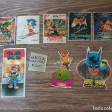 Adesivi di collezione: LOTE DE CROMOS VARIADOS BOLLYCAO-BIMBO-PANRICO SIN PEGAR. Lote 206456162