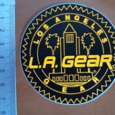 Pegatinas de colección: PEGATINA AÑOS 90 DE L.A.GEAR. Lote 206579006