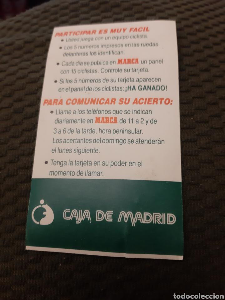 Pegatinas de colección: PEGATINA MARCA LIDER EN ANDALUCÍA SIN PEGAR CAJA DE MADRID - Foto 2 - 206831282