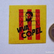 Autocolantes de coleção: ADHESIVO VIVA COPEL: COORDINADORA DE PRESOS EN LUCHA. AÑOS 70. Lote 206917265