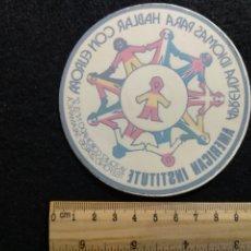 Pegatinas de colección: PEGATINA AMERICAN INSTITUTE SALAMANCA. Lote 207142803