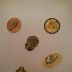 Pegatinas de colección: ANTIGUAS VARIAS MINI PEGATINAS -. Lote 207294333