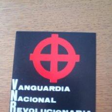 Autocollants de collection: PEGATINA POLÍTICA EX_ DERECHA. Lote 207700293
