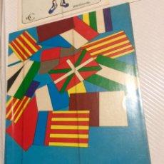 Pegatinas de colección: PEGATINA POLÍTICA CONSTITUCIÓN ESPAÑOLA 1978. Lote 208801583