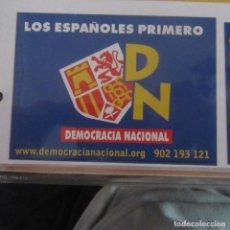 Adesivi di collezione: PEGATINA POLITICA. Lote 209265728