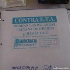 Adesivi di collezione: PEGATINA POLITICA. Lote 209265977