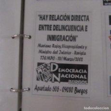 Adesivi di collezione: PEGATINA POLITICA. Lote 209266875