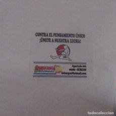 Adesivi di collezione: PEGATINA POLITICA. Lote 209266926