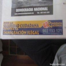 Adesivi di collezione: PEGATINA POLITICA. Lote 209272437