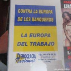 Adesivi di collezione: PEGATINA POLITICA. Lote 209273060