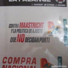 Adesivi di collezione: PEGATINA POLITICA. Lote 209273128