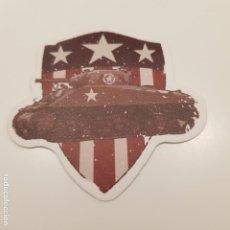 Pegatinas de colección: PEGATINA - TEMÁTICA ESTADOS UNIDOS - USA - UNOS 5 CM - TDKP14. Lote 211728205
