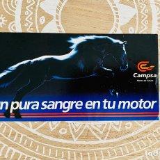 Pegatinas de colección: PEGATINA CAMPSA AÑOS 80 ESTADO PERFECTO . MUY BONITA. Lote 214826540