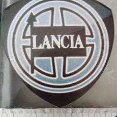 Pegatinas de colección: PEGATINA PAPEL LANCIA AÑOS 80. Lote 214925036