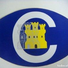 Autocolantes de coleção: PEGATINA DE CASTILLA Nº-6. Lote 216901623