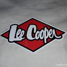 Pegatinas de colección: PEGATINA LEE COOPER. Lote 221581742