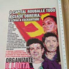 Pegatinas de colección: PEGATINA POLÍTICA IZQUIERDA. Lote 222014741