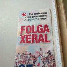 Pegatinas de colección: PEGATINA POLÍTICA IZQUIERDA. Lote 222015770