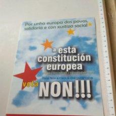 Pegatinas de colección: PEGATINA POLÍTICA IZQUIERDA. Lote 222016000