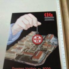 Pegatinas de colección: PEGATINA POLÍTICA IZQUIERDA. Lote 222016193