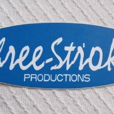 Pegatinas de colección: PEGATINA TREE-STR'OKE. Lote 223310736