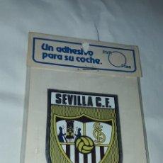 Autocollants de collection: ADHESIVO PEGATINA FUTBOL SEVILLA S. F.. Lote 225606400