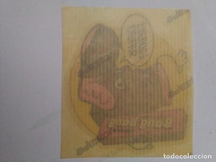 Pegatinas de colección: PEGATINA CHICLE BANG BANG Y BOTILDE. - Foto 2 - 226021515
