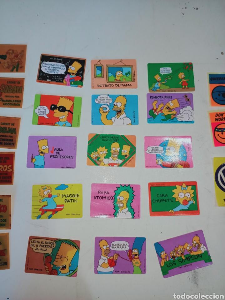 Pegatinas de colección: Lote de 36 pegatinas bollycao,bimbo y man - Foto 2 - 230498895