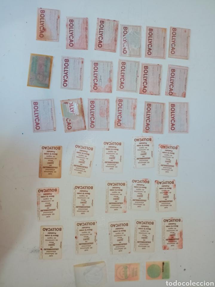 Pegatinas de colección: Lote de 36 pegatinas bollycao,bimbo y man - Foto 5 - 230498895