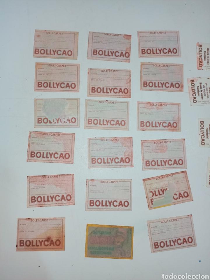 Pegatinas de colección: Lote de 36 pegatinas bollycao,bimbo y man - Foto 6 - 230498895