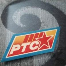 Pegatinas de colección: PEGATINA DEL PTC. Lote 231788855