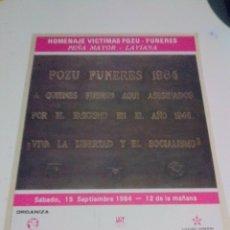 Adesivi di collezione: PEGATINA ADHESIVO POLITICA SOCIALISTA. Lote 235998615
