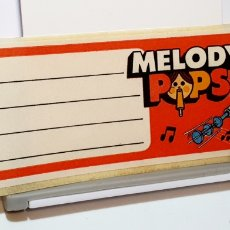 Pegatinas de colección: PEGATINA MELODY POPS. Lote 236052850