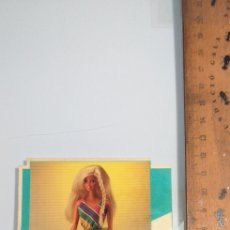 Pegatinas de colección: PEGATINA BARBIE MATTEL 1987 - SIN PEGAR CON TRASERA - CLUB MARBELLA. Lote 240415180
