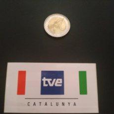 Autocolantes de coleção: PEGATINA TVE CATALUNYA RADIO TV. Lote 242387045