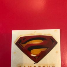 Pegatinas de colección: PEGATINAS CROMOS PANRICO BOLLYCAO SUPERMAN RETURNS. Lote 246267655