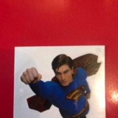 Pegatinas de colección: PEGATINAS CROMOS PANRICO BOLLYCAO SUPERMAN RETURNS. Lote 246268895