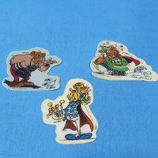 Pegatinas de colección: PEGATINAS DE ASTERIX Y OBELIX - DONUTS 1988. Lote 251343035