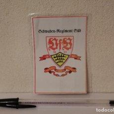 Pegatinas de colección: PEGATINA ORIGINAL - SCHWABEN REGIMENT SUD - ULTRAS GERMANCY - ALEMANIA - FUTBOL. Lote 262823815
