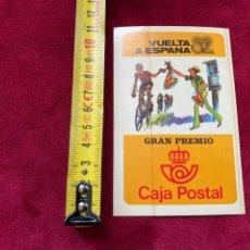 Pegatinas de colección: ADHESIVO CAJA POSTAL CORREOS, VER FOTO.3,18 ENVÍO CERT.. Lote 277177373