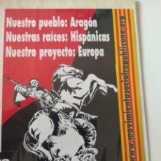 Adesivi di collezione: PEGATINA POLÍTICA DERECHA. Lote 282056208